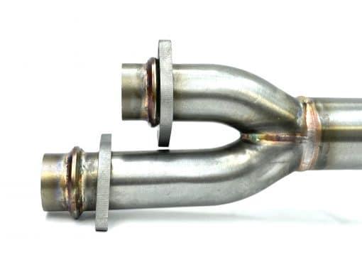 M57 E39 Downpipe