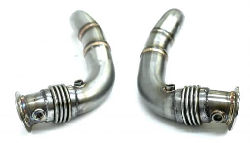 N63N S63R Downpipe